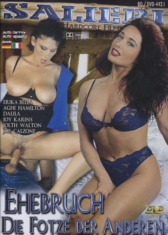 Ehebruch - Die Fotze der Anderen DVD Image
