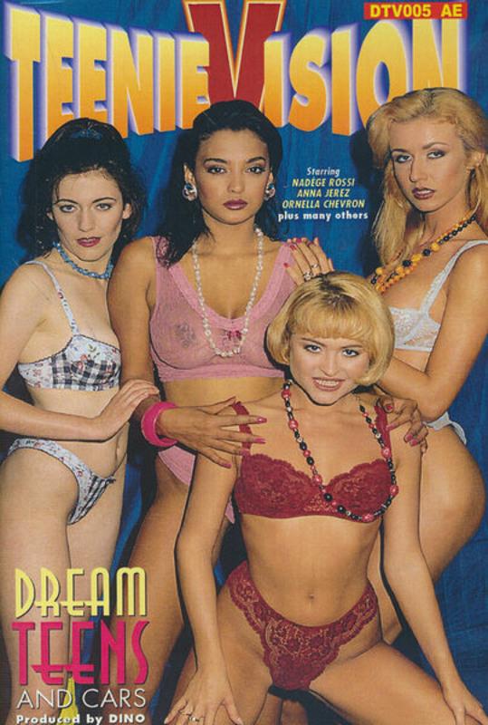 Dream Teens DVD Image