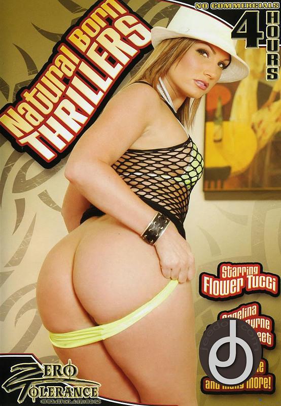 4hr Natural Born Thrillers DVD Image