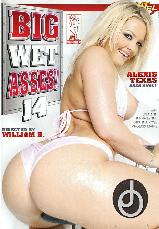 Big Wet Asses 14 DVD Image