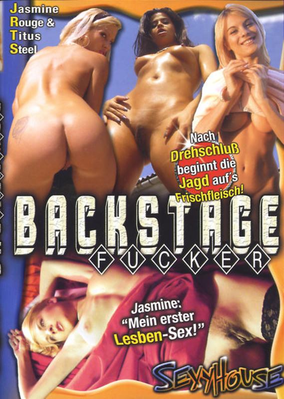 Backstage Fucker DVD Image