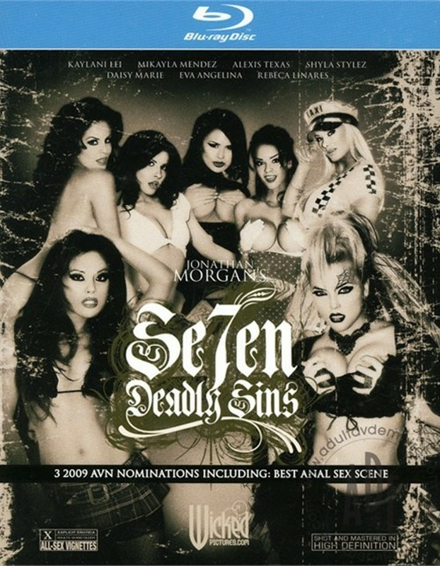 Se7en Deadly Sins Blu-ray Image