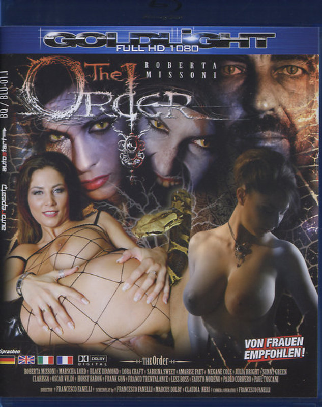 The Order Blu-ray Image