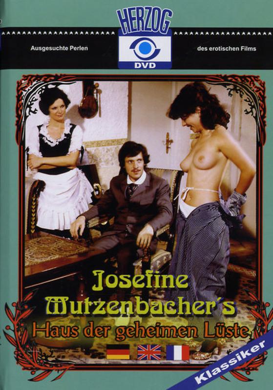 Josefine Mutzenbacher's Haus der geheimen... DVD Image