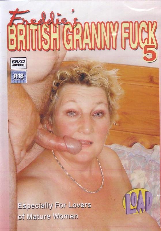 British granny porn