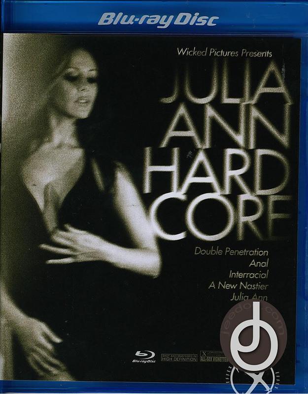 Julia Ann Hardcore Blu-ray Image