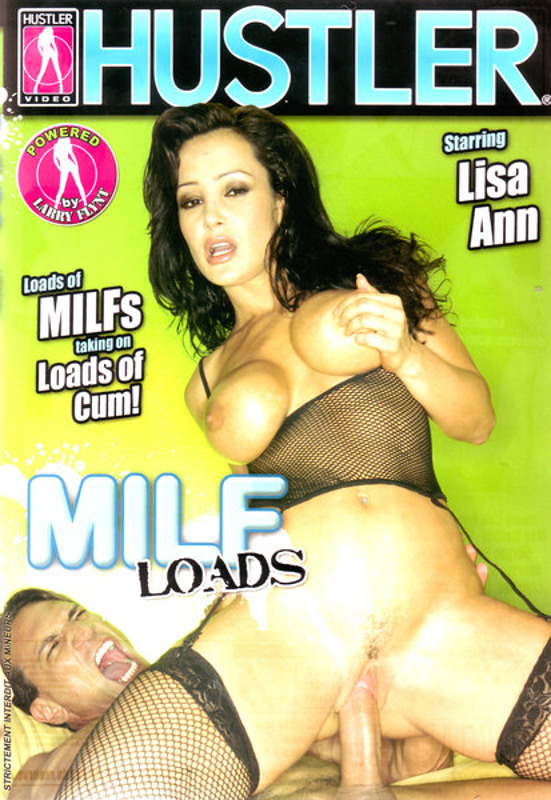 Milf Loads DVD Image