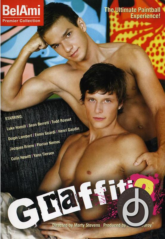 Graffiti 2 Gay DVD Bild