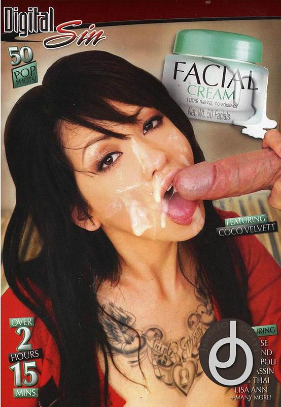 Facial Cream DVD Image