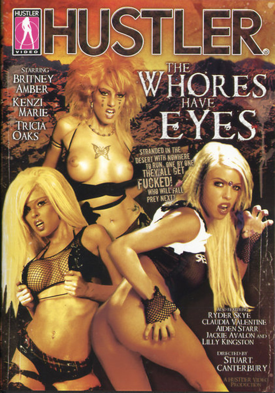 The Whores Have Eyes DVD Image