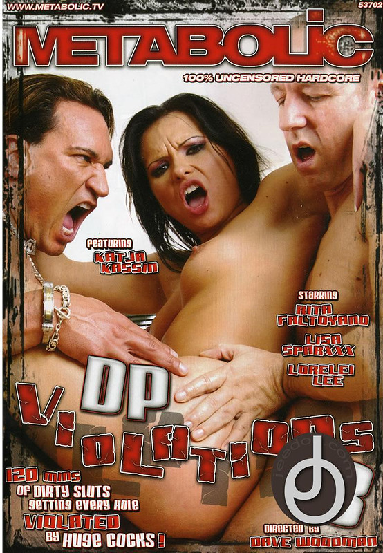 Dp Violations 3 DVD Image