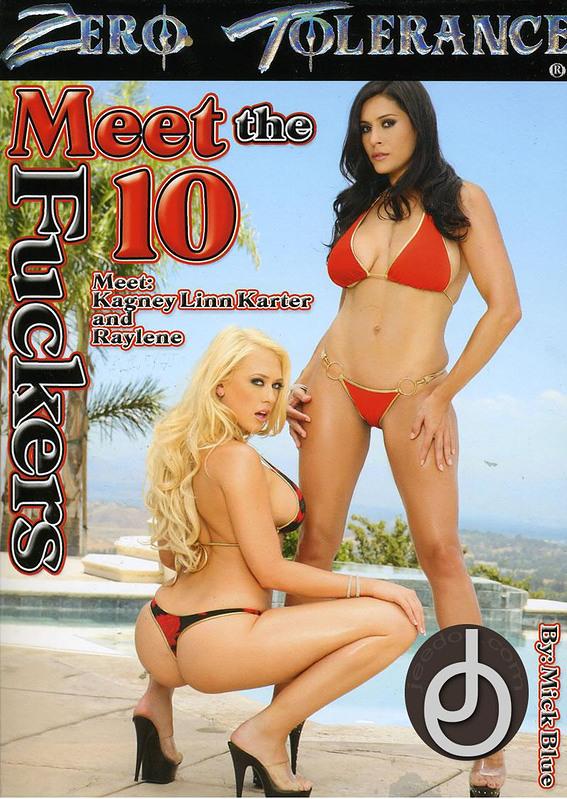 Meet The Fuckers 10 DVD Image