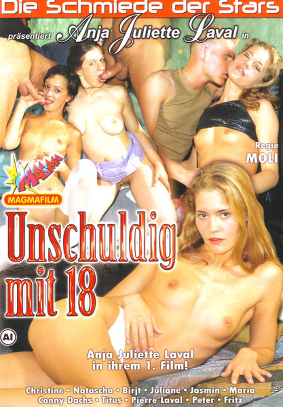 Unschuldig mit 18 DVD Image