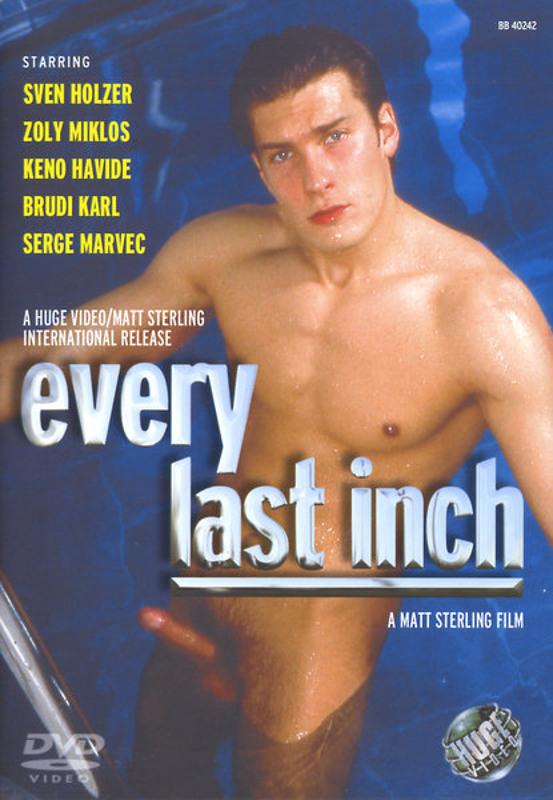 Every Last Inch Gay DVD Bild