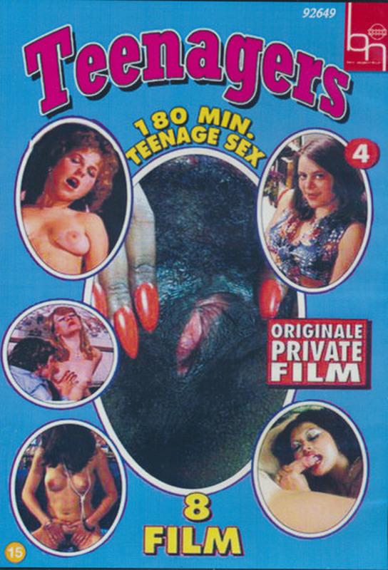 Teenagers  4 DVD Image