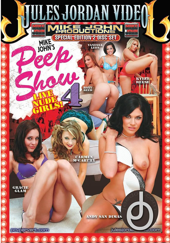 Peep Show 4 DVD Image