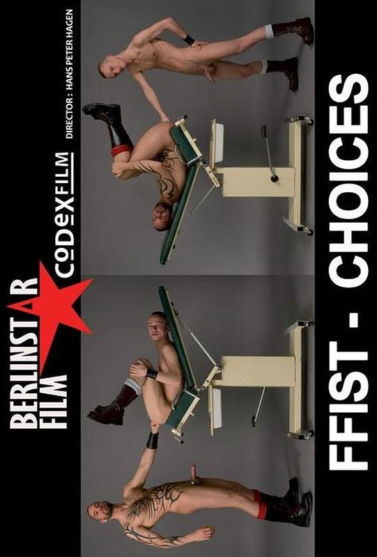 FFist-Choices Gay DVD Bild