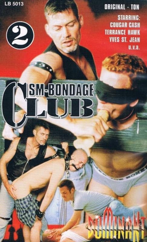 Dominant - SM-Bondage Club 2 Gay VHS-Video Bild