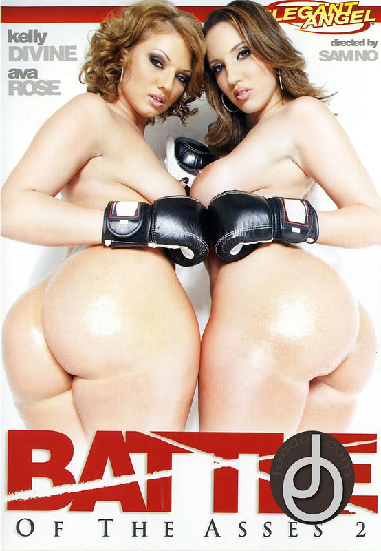 Battle Of The Asses 2 DVD Image