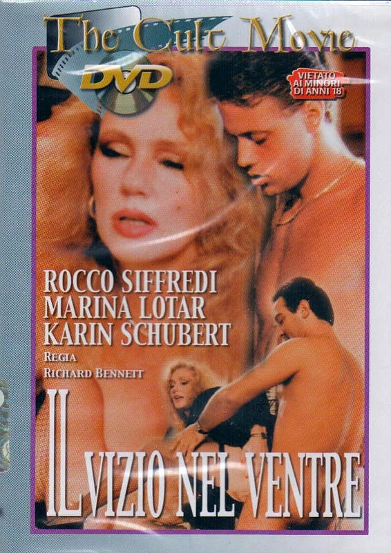 The Cult Movie - Il Vizio Nel Ventre DVD - Porn Movies Streams and ...