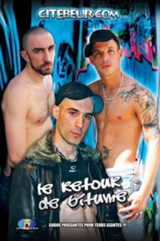 Le Retour de Bitume Gay DVD Bild