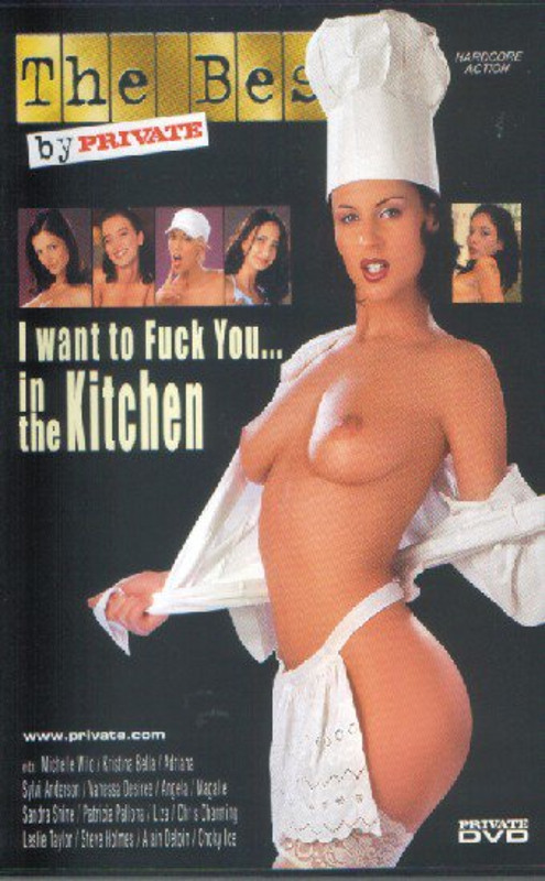 I want to Fuck You...in the Kitchen DVD Image