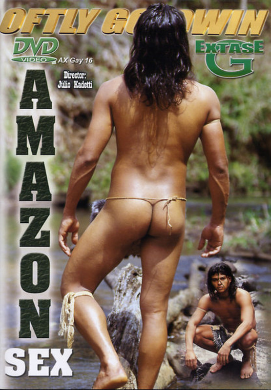 Extase G - Amazon Sex Gay DVD Image