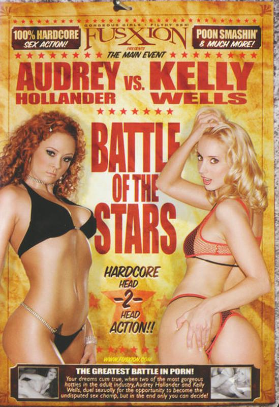 Audrey vs. Kelly - Battle Of The Stars DVD Image