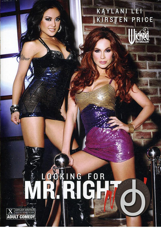 Looking For Mr Right Now DVD Image