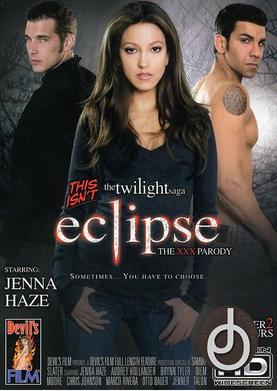 This Isnt Eclipse A Xxx Parody DVD Image