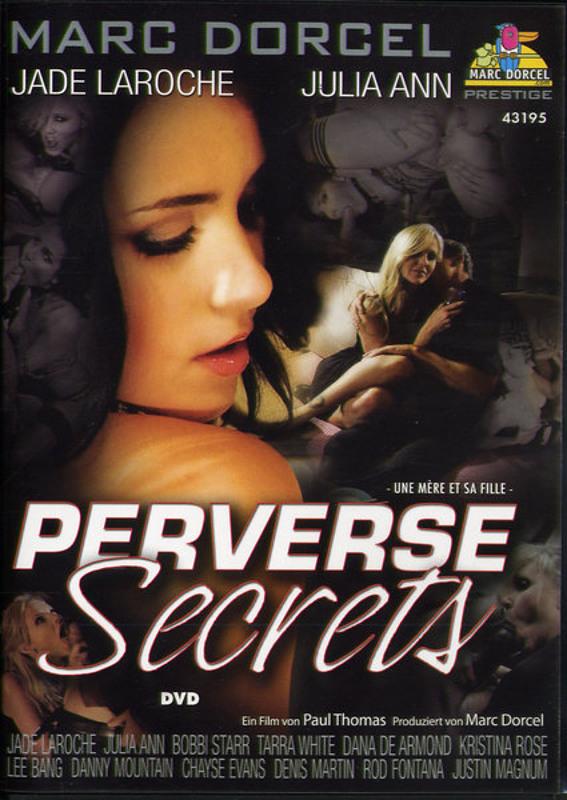Perverse Secrets DVD Image