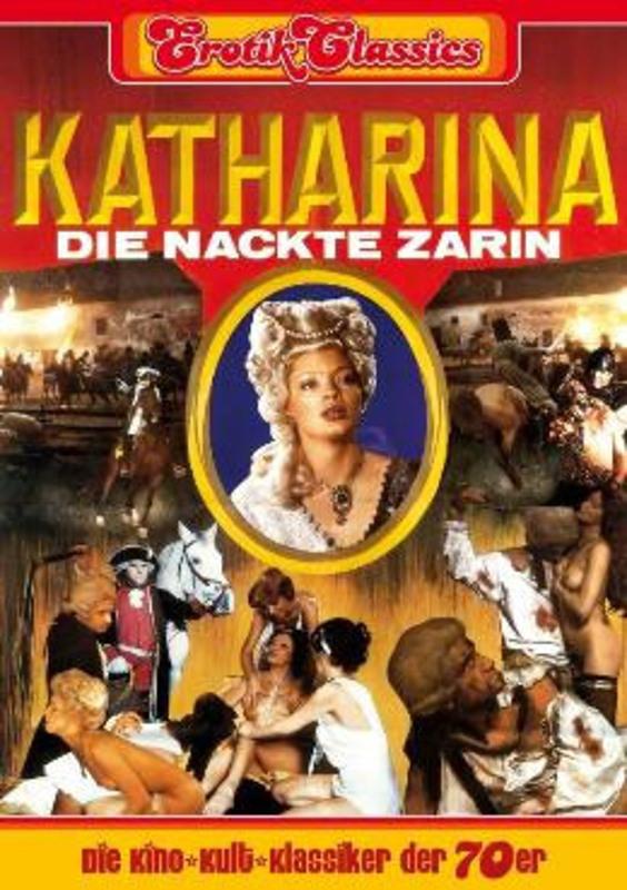 Katharina - Die nackte Zarin - Erotik Classics DVD Image