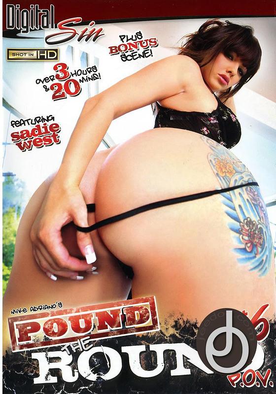 Pound The Round 6 DVD Image