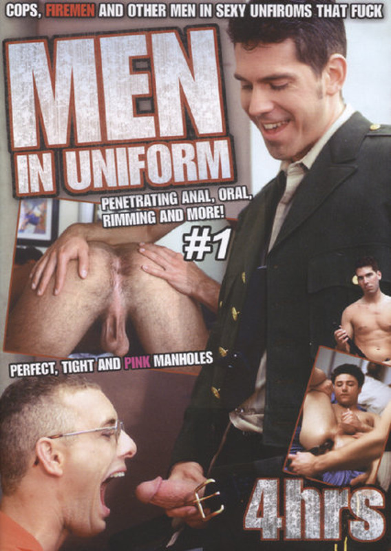 Men in Uniform 1 Gay DVD Image