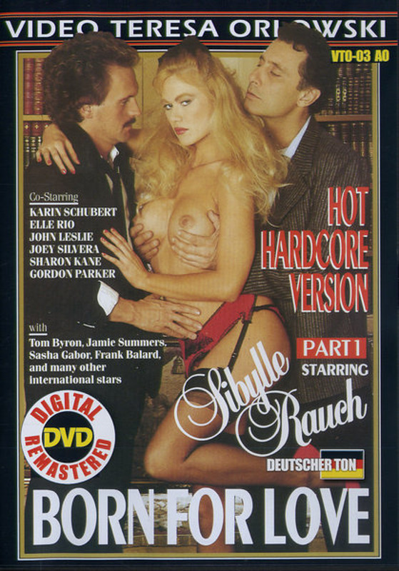 Born For Love  1 DVD image
