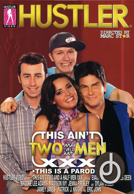 This Ain't Two And A Half Men XXX DVD Bild