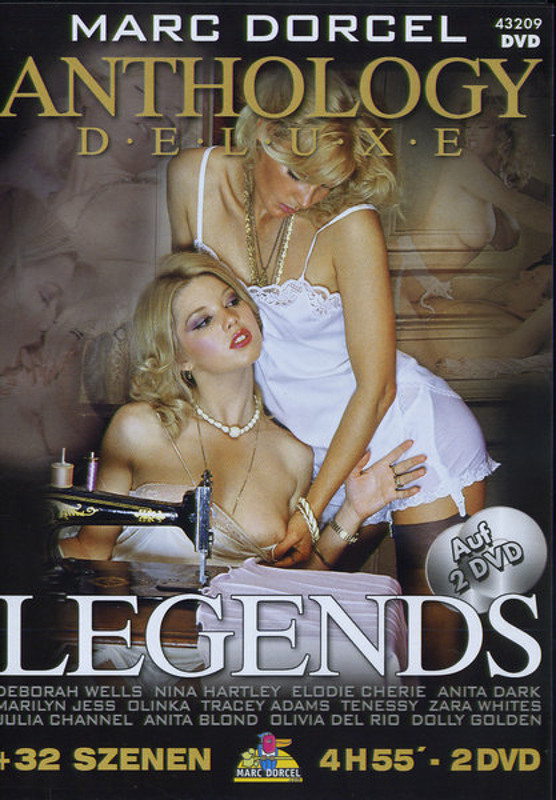 Anthology Deluxe Legends  [2 DVDs] DVD Image