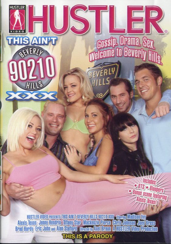 This Ain't Beverly Hills 90210 XXX DVD Image