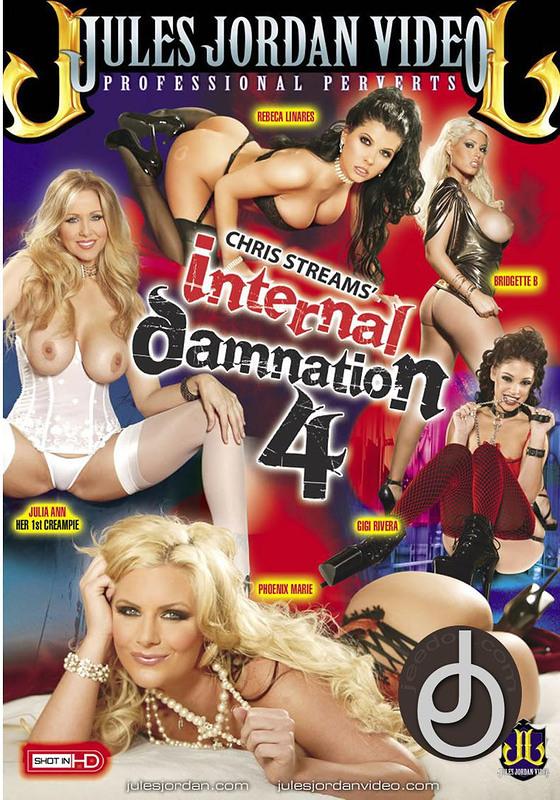 Internal Damnation 4 DVD Image