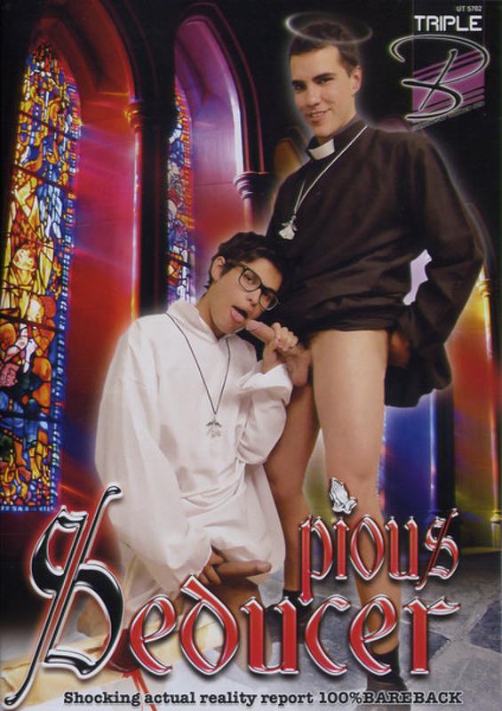 Pious Seducer Gay DVD Image
