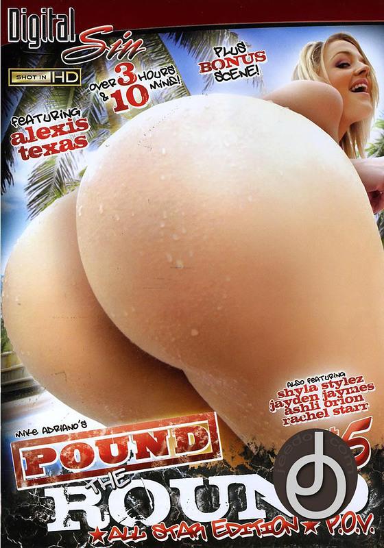 Pound The Round 5 DVD Image