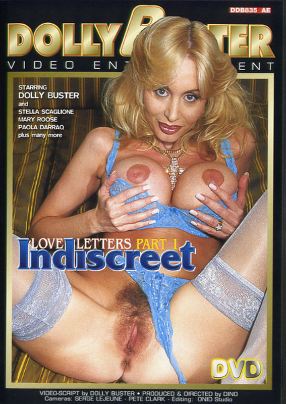 Indiscreet Love Letters Part 1 DVD Image