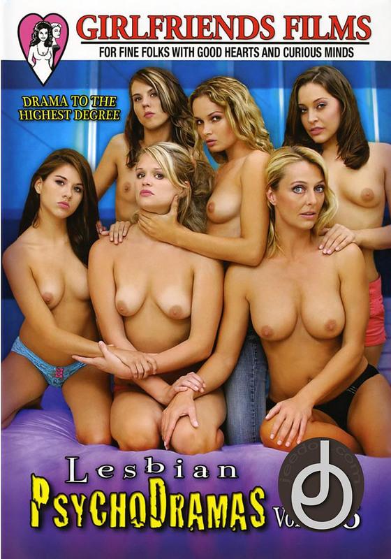 Lesbian Psychodramas 6 DVD Image