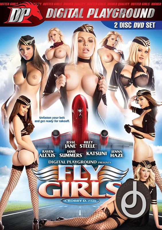 Fly Girls DVD Image