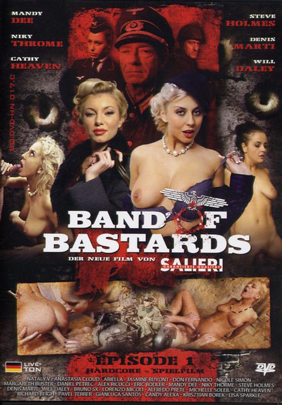 Band of Bastards  1 DVD Image