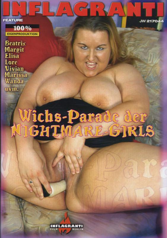 Wichs-Parade der Nightmare-Girls DVD Image