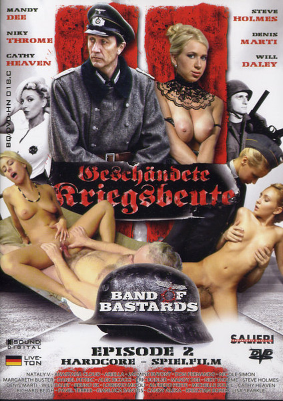 Band of Bastards  2 DVD Image