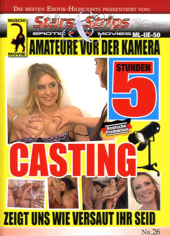 Casting DVD Image