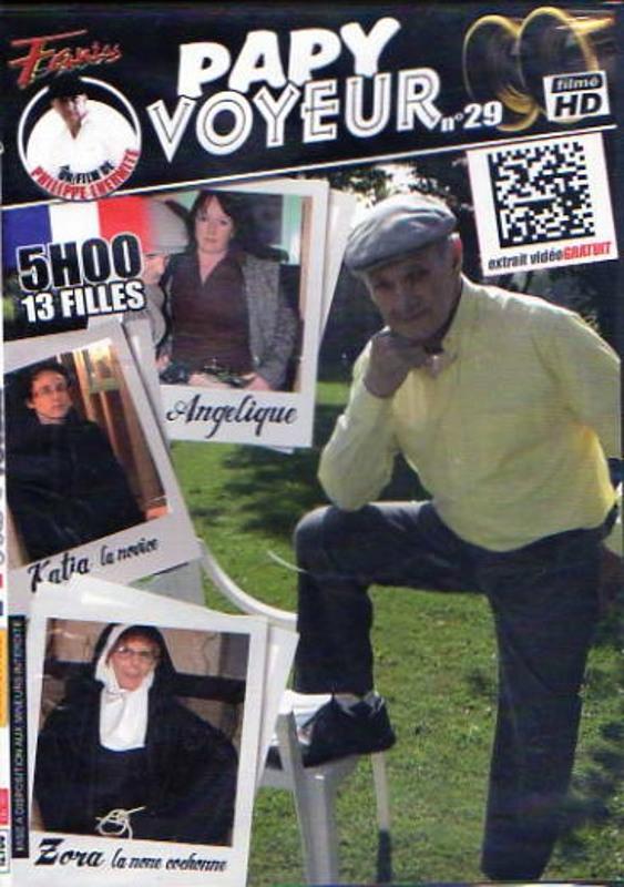Papy Voyeur 29 DVD Image