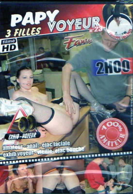 Papy Voyeur 23 DVD Image